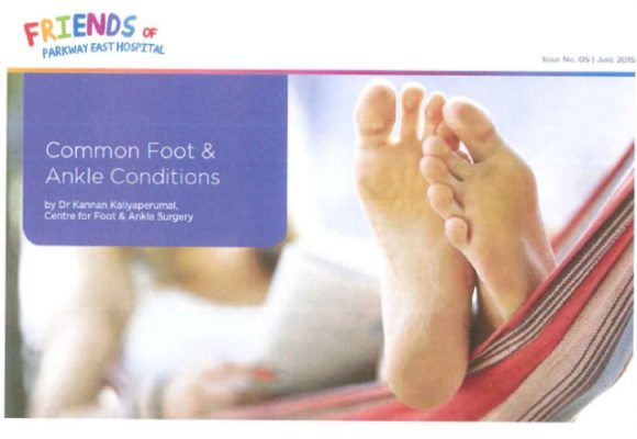 Common Foot & Ankle Conditions, Friends of Parkway East Hospital