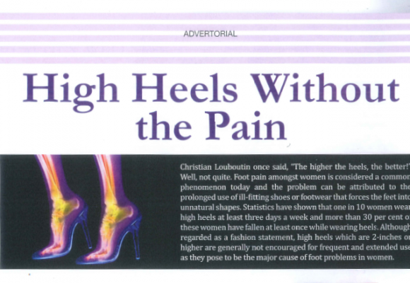 High Heels Without the Pain India SE