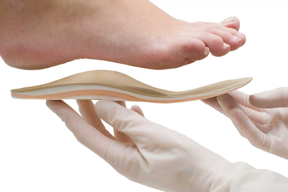 Orthotics and Podiatry Services