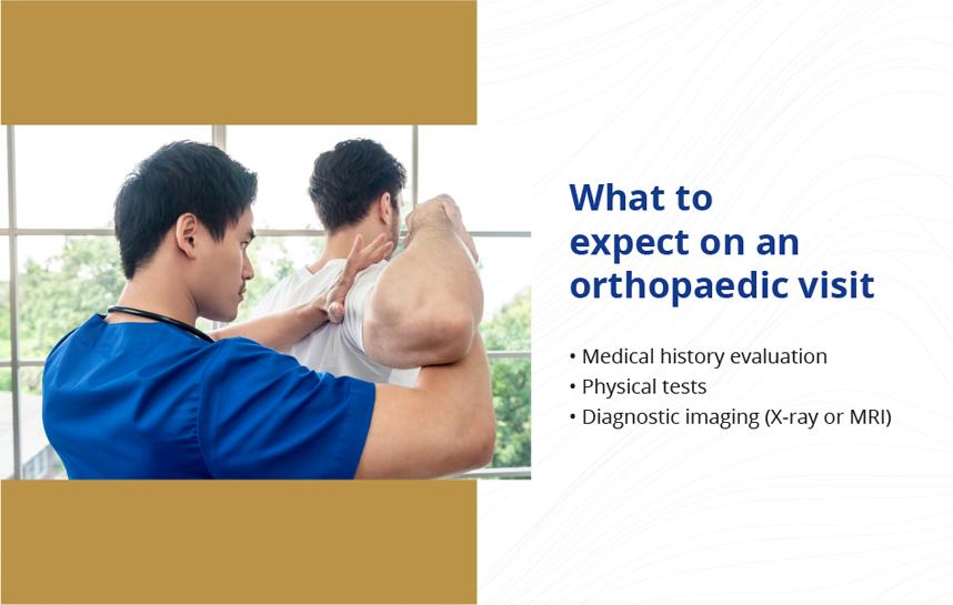 Orthopaedic doctor Singapore