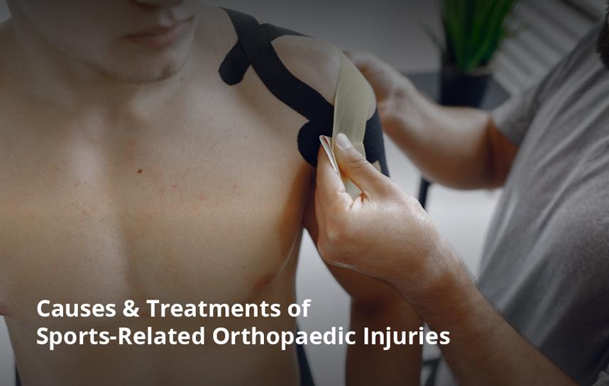 Orthopaedic injuries Singapore