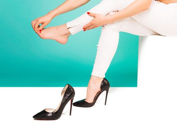 Foot and Ankle Problems in Heel Wearers